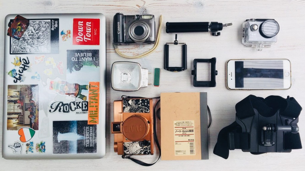 What's in my camera bag? Part 3: Canon Powershot A590IS